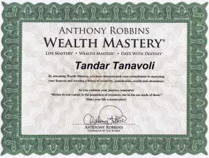 tandar tanavoli wealth mastery