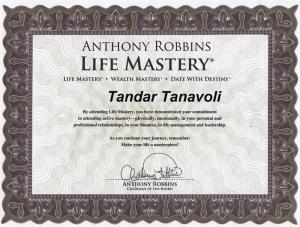 tandar tanavoli life mastery